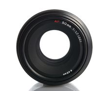 50mm Prime Lens Royalty Free Stock Image