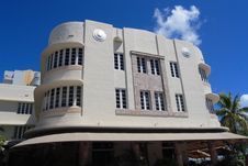Free Art Deco Architecture Stock Photography - 3378862