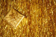 Free Christmas - Golden Theme II Stock Photos - 3379963