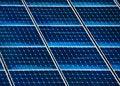 Free Solar Panel Close Stock Photography - 33704472