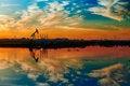 Free The Beautifull Sunset Glow Royalty Free Stock Photo - 33709065