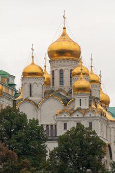 Free Moscow Kremlin Stock Photo - 33702210