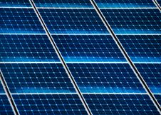 Free Solar Panel Close Stock Photography - 33704472