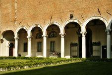 Free Ferrara. Italy Stock Photography - 33705582