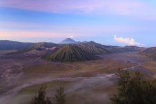 Free Bromo Volcano Mountain Royalty Free Stock Photos - 33709828