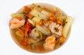 Free Fish Soup Stock Photo - 33713820