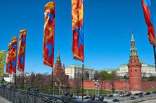 Free Moscow Kremlin Stock Image - 33711031