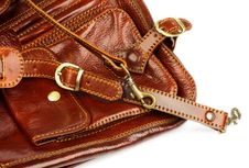 Free Details Of Traveling Bag Stock Photography - 33713832