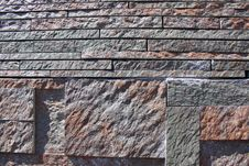 Free Stone Wall Cladding Stock Photos - 33717043