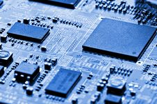 Free Circuit Board Stock Photography - 33725582