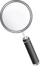 Free Magnifier Royalty Free Stock Image - 33737656