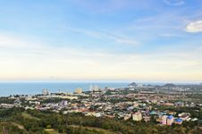 Free Landscape Hua Hin City Royalty Free Stock Images - 33732129
