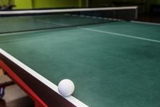 Free Table Tennis Royalty Free Stock Image - 33739246