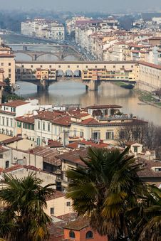 Free Ponte Vecchio Royalty Free Stock Images - 33742989