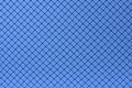 Free Mesh Pattern On Blue Sky Background Royalty Free Stock Image - 33753546