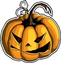 Free Halloween Pumpkin Stock Photos - 33754153