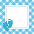 Free Baby Card Royalty Free Stock Photo - 33766925
