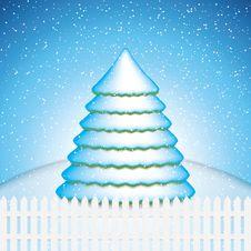 Free Winter Scene Stock Image - 33761461