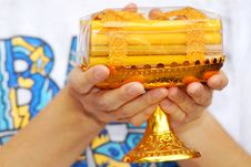Free Ordained A Priest. Royalty Free Stock Images - 33761979