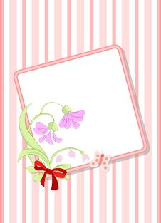Free Frame With Flower Stock Images - 33767154