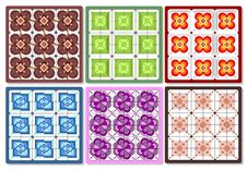 Free Set Of Tiles Stock Images - 33767204