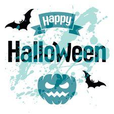 Halloween Vector Card Stock Images