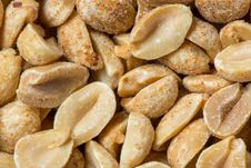 Free Pile Of Peanuts Royalty Free Stock Image - 33777376