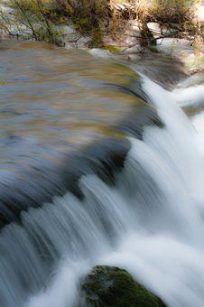 Free Waterfall Royalty Free Stock Photo - 33782265