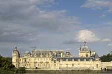 Free Chateau De Chantilly Stock Photo - 33785600