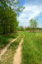 Free Dirt-track To Monastery Stock Photos - 3381613