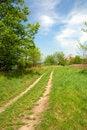 Free Dirt-track To Monastery Royalty Free Stock Photos - 3381668