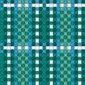 Free Woven Crisscross Plaid Pattern Seamless Royalty Free Stock Image - 3387646