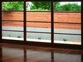 Free Bench Seat Garden Through Wind Stock Photo - 3388450