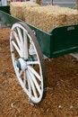 Free Hay Wagon 5757 Stock Image - 3389091