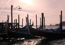 Free Venice - Gondola S Stock Photos - 3380643