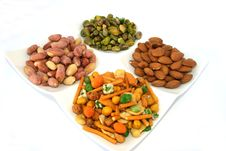 Free The Nuts Stock Photography - 3381022