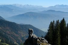 Free Rock And Mountains. Royalty Free Stock Photos - 3382108