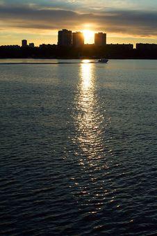 Free Sunset Stock Photography - 3382372