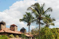 Free Views Of Altos De Chavon Royalty Free Stock Photos - 3382868