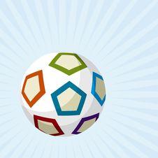 Free Ball (vector). Stock Photo - 3384420