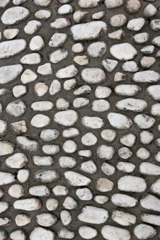 Free Cobblestones Royalty Free Stock Photography - 3384787
