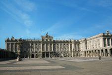 Free Palacio Real Royalty Free Stock Images - 3384969