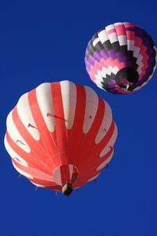 Free Two Balloons Stock Photos - 3385373