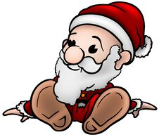 Santa Claus 03 Royalty Free Stock Photo