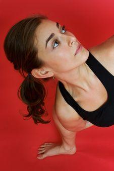 Free Yoga Royalty Free Stock Photography - 3387877
