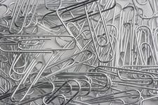 Free Paper Clips Royalty Free Stock Images - 3388179