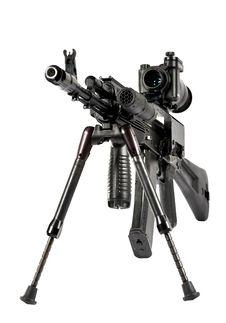 Free Machine Gun Kalashnikov Stock Photo - 3389050
