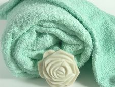 Free Towels Close-up Stock Photography - 3389082