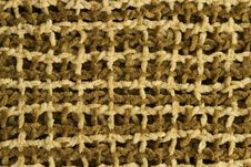 Free Blanket Texture Close Up Stock Images - 3389114