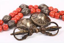Free Antique Tibetan Artifacts Stock Images - 3389274